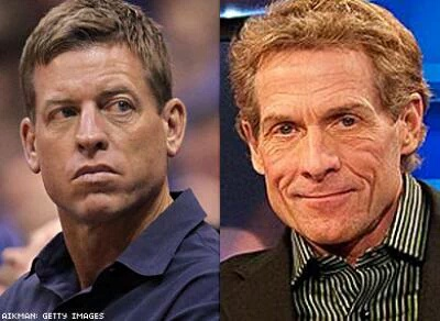 Troy Aikman Critical Of Fox's Decision To Hire Skip Bayless