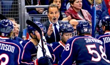 Blue Jackets Coach John Tortorella Says He'll Bench Any Player Who Sits During Anthem
