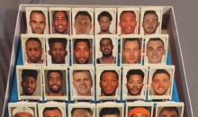 NBA Fan's GF Makes Him an Awesome Version of 'Guess Who' Featuring B-Ball Players (Pic)