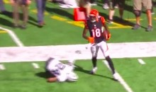 AJ Green Lights Up Darrelle Revis For 10 Catches & 152 Yards, Has Nothing but Nice Things to Say After Game (Video)