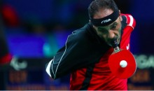 Paralympian Plays Table Tennis with His Mouth, and It's Pretty Damn Impressive (Video)