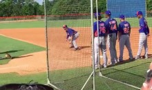 Mets Fans Go Wild as Tim Tebow…Takes a Lead Off First Base in Practice? (Video)