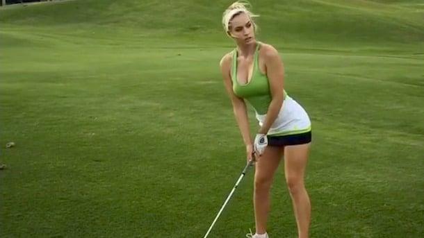 rich female golfers
