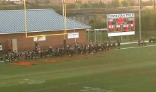 Virginia High School Football Team Kneel During National Anthem in Support of Colin Kaepernick
