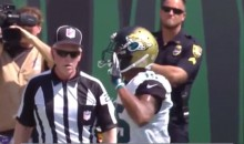 "Jags WR Allen Robinson Does ""Hands Up Don't Shoot"" After TD (Video)"