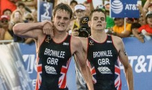 British Triathlete Alistair Brownlee Gives Up 1st Place to Help His Brother Cross the Finish Line (Video)