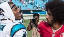 Cam Newton Addresses Viral Photo & Rumored Beef With Colin Kaepernick