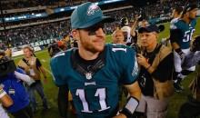Somebody Dug Up Some Of Carson Wentz's Old Facebook Posts & They're Beyond Disturbing
