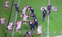 Cincinnati Pulls Off Perfect Double Reverse Flea Flicker Against Houston (Video)