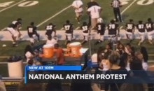 Louisiana Cops Refuse to Work High School Football Game Because Kids Kneeled During Anthem (Video)