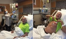 Craig Sager in Remarkably Good Spirits After Third Bone Marrow Transplant in Three Years (Pics)