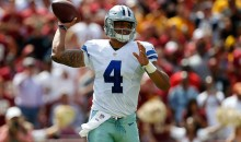 Cowboys QB Dak Prescott Accused of Using Machine To Sign Memorabilia