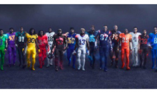 First Look at NFL Thursday Night Football 'Color Rush' Uniforms (PICS)