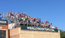 Eagles Fans Invaded a Cubs-Brewers Game to Chant 'E-A-G-L-E-S' (Video)