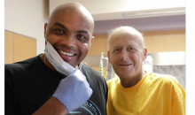 Charles Barkley Disobeys His Doctor's Orders To Visit Craig Sager
