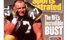 Ex-NFL OL Tony Mandarich Says 'Fuck Kaepernick' on His 9/11 FB Post