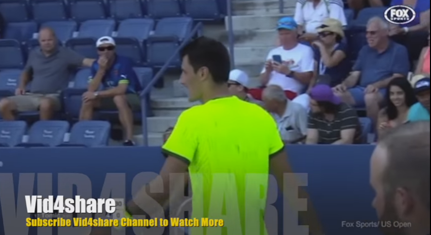Bernard Tomic fined $10000 for outburst at heckler
