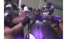 Minnesota Vikings Players Yell 'Spoons Out For Harambe' Before Game (Video)