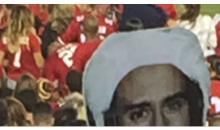 Fans Bring Giant Colin Kaepernick ISIS Head Cut-Out To Preseason Game