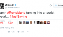 Darrelle Revis Claps Back at Cavs Guard J.R. Smith After He Called His Island a Tourist Resort
