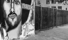 Artist Pays Homage to Colin Kaepernick with Mural In Oakland