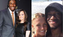 RGIII Tweets He Has Never Cheated Despite Having a Wife & Girlfriend