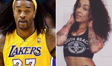 T-Wolves F Jordan Hill Wants Magic City Stripper To Pay Child Support If Child Belongs To Him