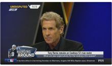 Skip Bayless is Back; Proceeds to Predict a Dallas Cowboys Playoff & Super Bowl Berth (Video)
