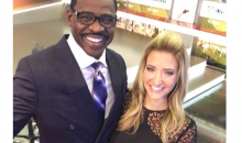 Michael Irvin To NFL Network's Cynthia Frelund: 'I Love Pulling My Stick Out Around You'
