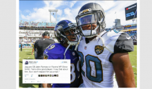 Steve Smith To Jalen Ramsey: 'I've Got Cleats With Stronger Thread Than You'