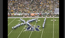 Rice Owl's Band Makes Rape Joke Against Baylor During Halftime Show (Video)