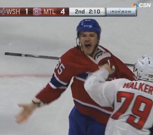 Canadiens' Shaw suspensed for three preseason games