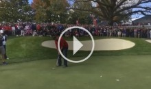 Rory Mcllroy Invites Heckler To Do His Job; Guy Proceeds To Drain Putt (Video)