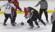 Fight Breaks Out at Senators Practice After Rookie Delivers Nasty Headshot to Clarke MacArthur (Video)