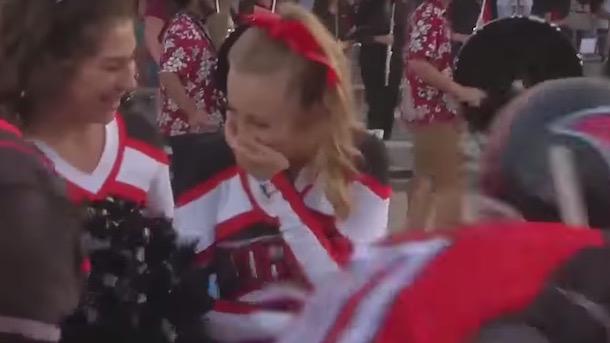 foothill-high-football-team-moving-tribute-cheerleader-battling-leukemia