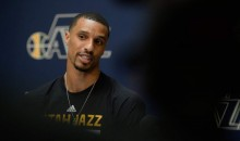 Utah Jazz Guard George Hill Spontaneously Bought Food for the Homeless in Salt Lake City