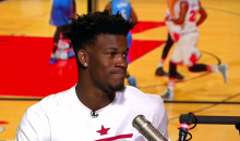 Jimmy Butler Says Team USA Walking Into Most Famous Brothel in Rio Was Accidental (Video)
