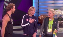 Katie Ledecky Had to Decline a Waffle Maker from Ellen Because of Stupid NCAA Rules (Video)