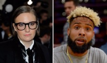 Lena Dunham Is Upset That Odell Beckham Jr. Wasn't Interested In Having Sex With Her
