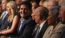 Mark Cuban Went to the Presidential Debate to Troll Donald Trump, and All Hell Broke Loose (Video)