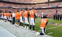 Broncos Brandon Marshall Explains Why He'll be Standing For The Anthem Now