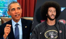 President Obama on Colin Kaepernick: 'He's Exercising His Constitutional Right' (Video)