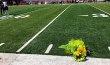Oregon Ducks Delivered a Touching Tribute To Nebraska's Late Punter Sam Foltz
