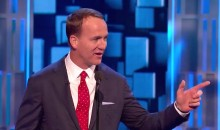 Peyton Manning Killed It at the Rob Lowe Roast (Videos)