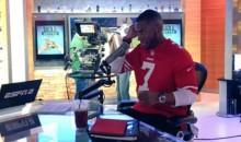 Social Media Goes OFF after ESPN's Ryan Clark Wears Colin Kaepernick Jersey on Air