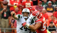 Ryan Fitzpatrick Threw Six Interceptions on Sunday, and Twitter Was Savage (Tweets)