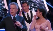 Multiple People in Crowd Ran on Stage To Confront Ryan Lochte During 'Dancing With The Stars' (Video)