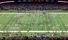 Saints and Falcons Join Hands at Midfield After National Anthem, Solve Racism (Video)