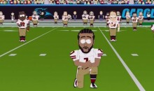 Watch: 'South Park' Episode on Colin Kaepernick & The National Anthem (Video)