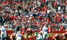 49ers Players Complain There Were More Cowboys Fans In Levi's Stadium Than Their Own